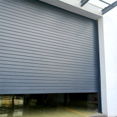 Big size windproof aluminum roller shutter door |SA120